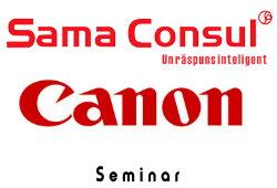 Seminar Sama Consul - Canon